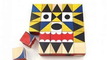 樂貝特創作積木系列