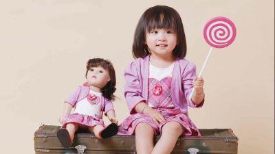 歐貝兒高端娃娃