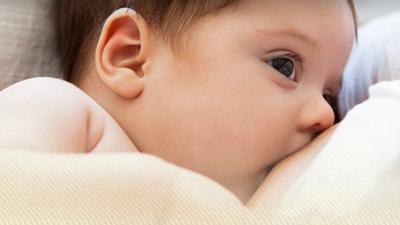 好女人母乳喂养系列