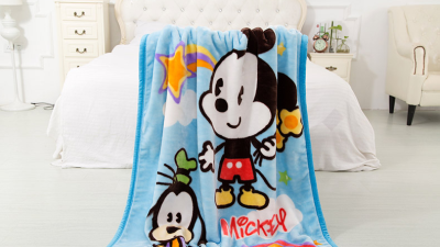 迪士尼童毯