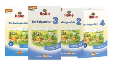 泓乐(Holle)有机奶粉