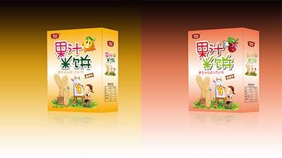 果蓓滋水果米饼