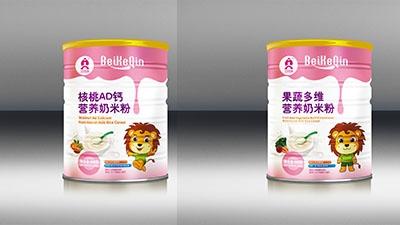 贝可亲营养奶米粉