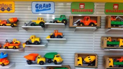 模型玩具车系列