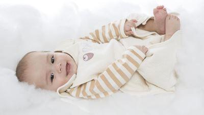 原真嬰兒內衣系列