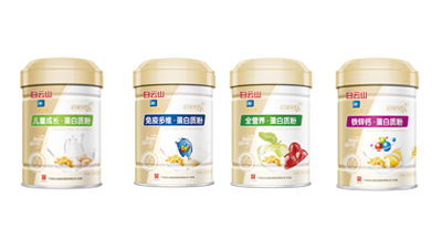 启蒙贝乐乳铁蛋白系列
