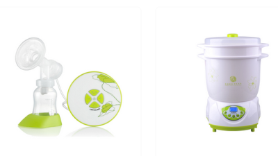 美国格朗电器母婴喂养系列
