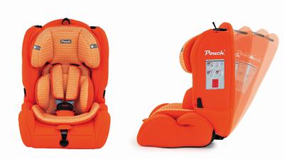 POUCH兒童安全座椅