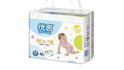 優茵嬰兒紙尿褲系列
