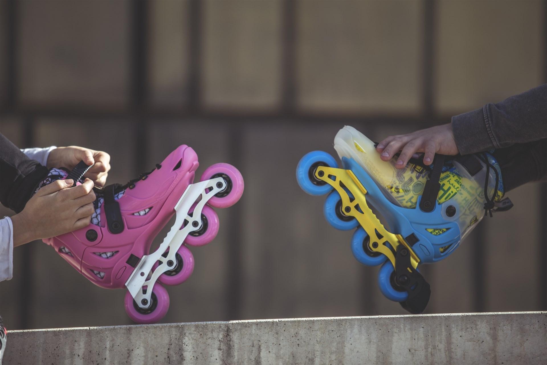micro迈古轮滑鞋