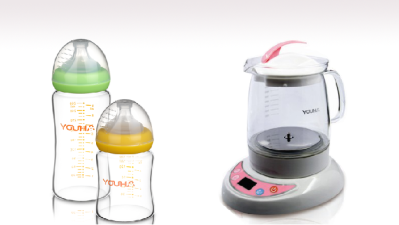 優合奶瓶丨消毒器