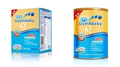 吉斯尼婴儿营养配方粉系列