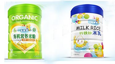 安蓓聪营养米乳米粉系列