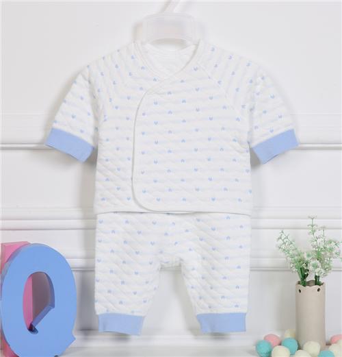 奥米多秋季婴装内衣 宝宝过秋好方式