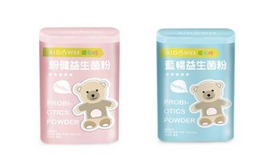 爱多唯复合益生菌粉末食品(台湾原装进口)
