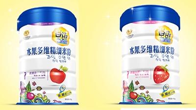 慧宝倍水果多维精细米粉系列