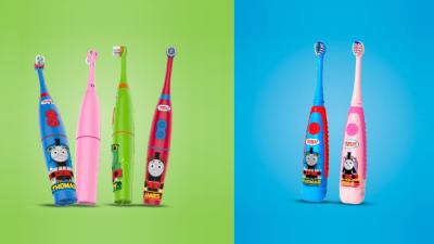 托马斯儿童健康牙刷