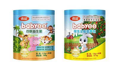 倍益婴幼儿童辅食营养补充品