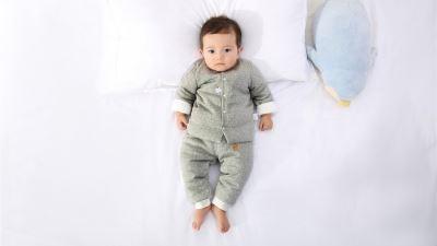 安织爱婴儿家居服系列