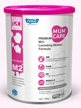 维爱佳ViplusM2+产妇奶粉