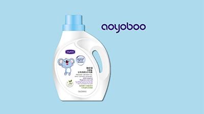 澳優寶孕嬰童洗滌清潔用品