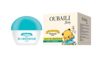 欧佰利婴幼儿护肤护理膏油霜系列
