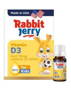 小兔杰瑞D3滴剂