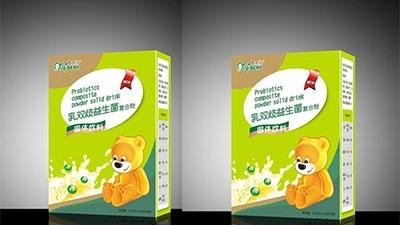 奇奇熊乳双歧益生菌复合粉