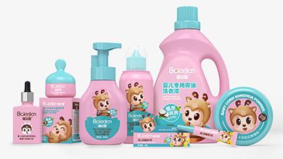 蓓尔健婴童洗护用品