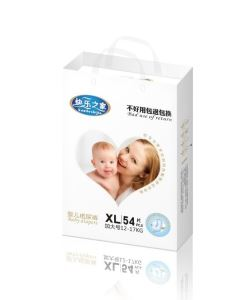 快乐之家婴儿纸尿裤XL54