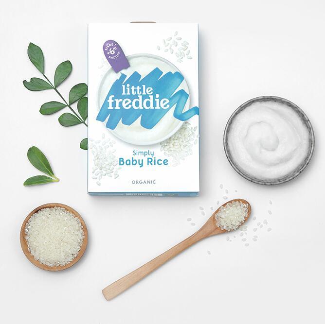 Little Freddie小皮欧洲原装进口有机大米粉