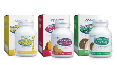 Opelam奧培樂凝膠糖果系列