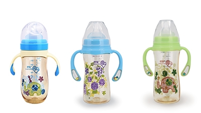 若寶3D寬口PPSU奶瓶系列