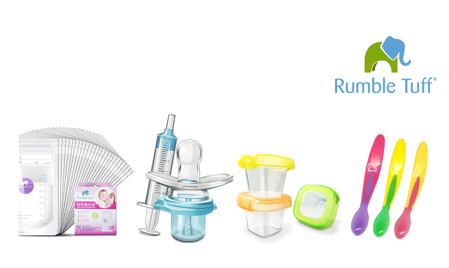 Rumbletuff(瑞宝多)丨餐具存储系列