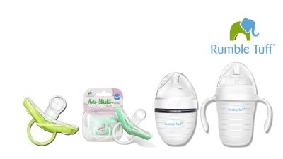 Rumbletuff(瑞宝多)丨奶瓶奶嘴系列
