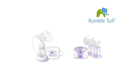 Rumbletuff(瑞宝多)丨吸奶器系列