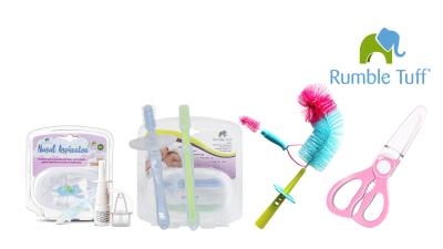 Rumbletuff(瑞寶多)丨寶寶用品系列