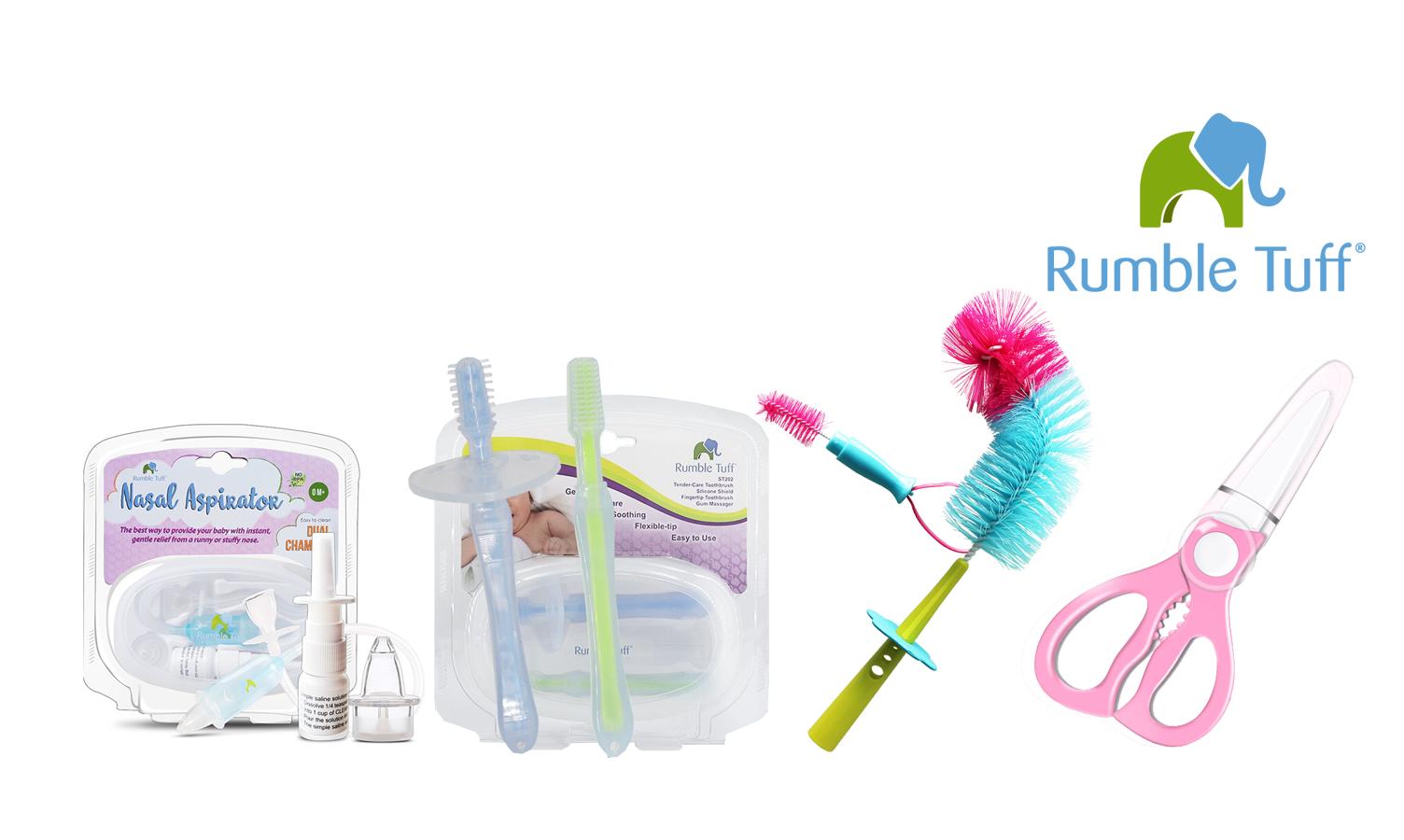 Rumbletuff(瑞宝多)丨宝宝用品系列