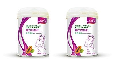 口良产后哺乳期奶粉系列