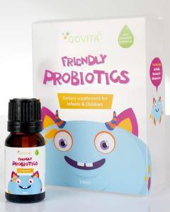 可维达Qovita丨益生菌营养饮液