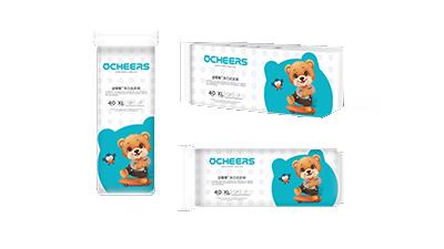 好奇熊(Ocheers)纸尿裤系列