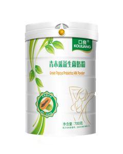 口良品益生菌青木瓜奶粉