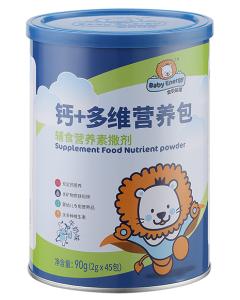 宝贝能量钙+多维营养包