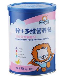宝贝能量锌+多维营养包