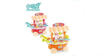 小鸣星 食品玩具系列