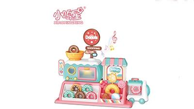 小鸣星 情景模拟玩具系列