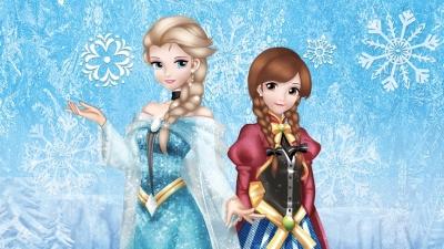 蒙太奇 冰雪童話系列
