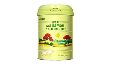 向陽湖嬰幼兒配方羊奶粉