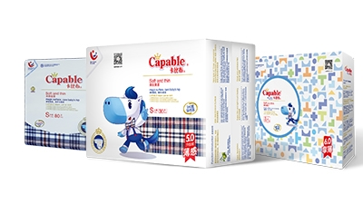 卡比布婴儿纸尿裤系列