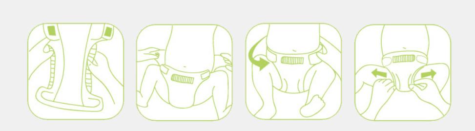 贝伦适婴儿纸尿裤M78(竖版)